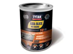 Tytan Professional Italia, AQUA BLOCK MS GUAINA Rivestimento altamente elastico impermeabilizzante