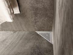Scarico per doccia in acciaioAQUA DELTA - EASY SANITARY SOLUTIONS