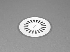 Scarico per doccia in acciaio inoxAQUA VINYL - EASY SANITARY SOLUTIONS
