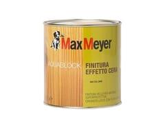 SolventeAQUABLOCK FINITURA EFFETTO CERA - MAXMEYER