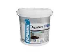 Emulsione bitume elastomero a rapida essiccazioneAQUADERE - SOPREMA GROUP