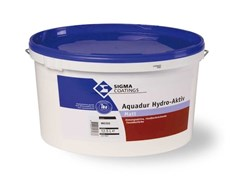Finitura elastica polisilossanica ad elevata traspirabilità per facciate esterneAQUADUR HYDRO-AKTIV - SIGMA COATINGS