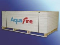 Pannello termoisolante in cemento fibrorinforzatoAQUAFIRE® - BIFIRE