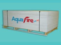 Pannello termoisolante in cemento fibrorinforzatoAQUAFIRE® EASY - BIFIRE