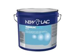 Smalto acril-poliuretanico satinatoAQUALAC SATIN - NEW LAC
