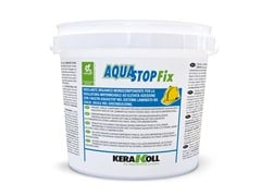 Kerakoll, AQUASTOP FIX Sigillante minerale per la sigillatura impermeabile