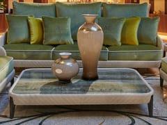 Tavolino basso da giardino in resinaARALIA | Tavolino - DFN