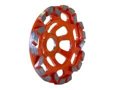 Platorello universale per materiali duriARANCIO CUP - MAXIMA