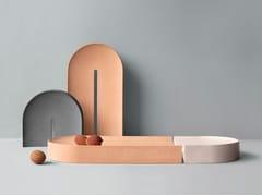 Vassoio ovale in porcellanaARC | Vassoio - CAUSSA