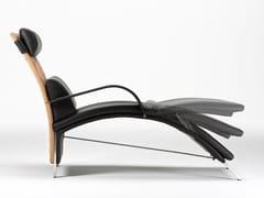Chaise longue in pelleARCA - ZANI COLLEZIONE POLTRONE DI ZANI PAOLA