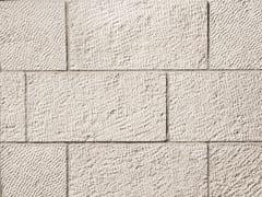 Rivestimento di facciata in pietra artificialeARCADIO P41 - GEOPIETRA®
