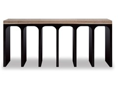 Consolle rettangolare in legnoARCH - SALMA FURNITURE
