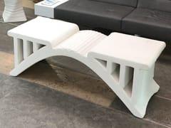 TAVOLINO RETTANGOLARE IN CALCESTRUZZO STAMPATO IN 3DARCH | TAVOLINO - CONCREATIVE 3D PRINTING MANUFACTURING