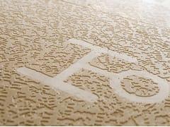 Lithos Mosaico Italia, ARCHAIC LANGUAGE Pavimento in pietra di Trani