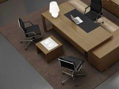 Tavolino quadrato in noceARCHE | Tavolino quadrato - BRALCO