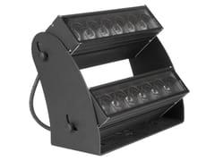 Proiettore per esterno a LED orientabile in alluminioARCHILINE_TWIN - LINEA LIGHT GROUP