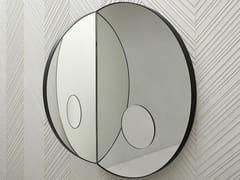 Salvatori, ARCHIMEDE | Specchio rotondo  Specchio rotondo