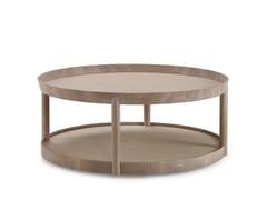 Tavolino basso rotondo in legnoARCHIPELAGO   Tavolino - OFFECCT