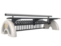 Panchina / Portabici in acciaioARCO | Panchina - LAZZARI SRL