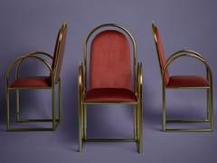 Sedia a slitta con braccioliARCO | Sedia con braccioli - HOUTIQUE