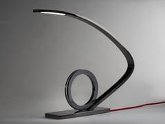 Lampada da tavolo a LED a luce diretta in metalloARCO - PASUT DESIGN