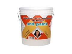 Idropittura acrilsilossanica traspirante idrorepellente per esterno ed internoARD PAINT - ARD RACCANELLO