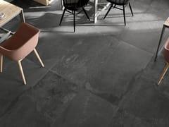 Pavimento/rivestimento in gres porcellanato effetto pietraARDESIA STONE - CERAMICHE COEM