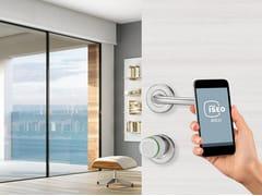 ISEO Serrature, ARGO APP App per smartphone per apertura e controllo accessi