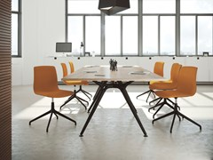 Tavolo da riunione rettangolareARKITEK | Tavolo da riunione - ACTIU