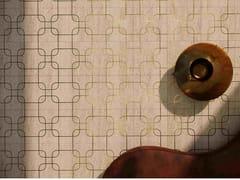 Pavimento / Rivestimento in pietra naturale e metalloARMATURA - ORVI DESIGN STUDIO