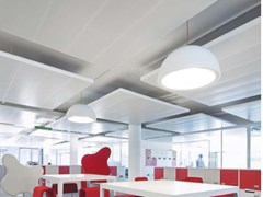 Isole acusticheARMSTRONG METAL D-CLIP / METAL D-H 700 - KNAUF CEILINGS SOLUTIONS