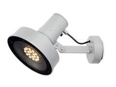 Lampione stradale a LED in alluminio da pareteARNE   Lampione stradale da parete - URBIDERMIS