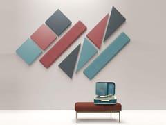 DPS FLOOR, ARTÈ WALL Pannello decorativo acustico in Trevira® CS