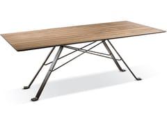 Tavolo in legno masselloARTÙ | Tavolo - CANTORI