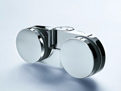 Nuova Oxidal, ART. 125 | Cerniera per box doccia  Cerniera per box doccia