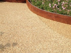 Legante eco-friendly per percorsi ciclo-pedonali ART PAVE® - IPM ITALIA
