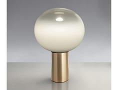 Lampada da tavolo a LED in alluminio e vetroARTEMIDE - LAGUNA Ø 370 - ARCHIPRODUCTS.COM