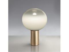 Lampada da tavolo a LED in alluminio e vetroARTEMIDE - LAGUNA Ø 160 - ARCHIPRODUCTS.COM