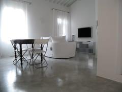 Arte Viva, ARTEVIVA METAL Pavimento/rivestimento in resina ecologica