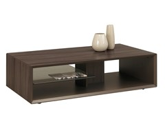 Tavolino da caffè rettangolare con vano contenitore ARTIGO | Tavolino rettangolare - Artigo