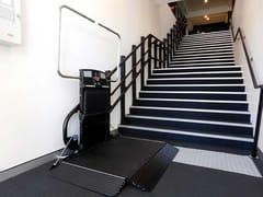 Piattaforma elevatrice inclinataARTIRA - GARAVENTA LIFT