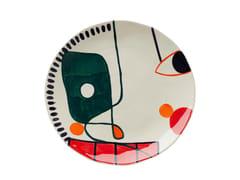 Piatto piano in ceramicaARTIST   Piatto piano - KARE-DESIGN