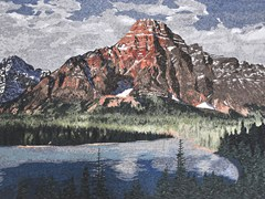 Mosaico in marmo ARTISTIC CLASSIC - MOUNTAINS - Artistic