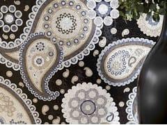 Mosaico in marmo ARTISTIC CONTEMPORARY - ARTISTIC PAISLEY - Artistic