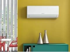 Climatizzatore mono-split a parete a pompa di calore con sistema inverterARYAL S1 E Inverter - OLIMPIA SPLENDID GROUP