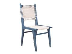 Sedia in legno masselloASANDI | Sedia in legno massello - ALANKARAM