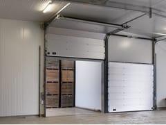 Portoni sezionali industriali coibentatiASSA ABLOY 370 - ASSA ABLOY ENTRANCE SYSTEMS ITALY