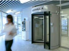 Porte girevoli con controllo accessiASSA ABLOY RD3A / RD4A - ASSA ABLOY ENTRANCE SYSTEMS ITALY