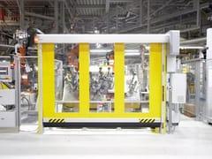 Porte a protezione dei macchinariPorte a protezione dei macchinari - ASSA ABLOY ENTRANCE SYSTEMS ITALY