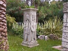 ARTMAN ITALIANA, ARREDI A TEMA ASSIRO-BABILONESE Scultura in pietra ricostruita